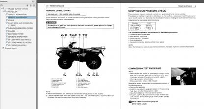 1999-2002 suzuki lt-f300, lt-f300f king quad service repair manual ... suzuki lt f300f wiring schematic  atv service manuals