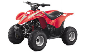 2001 polaris scrambler 50 90 sportsman 90 service manual