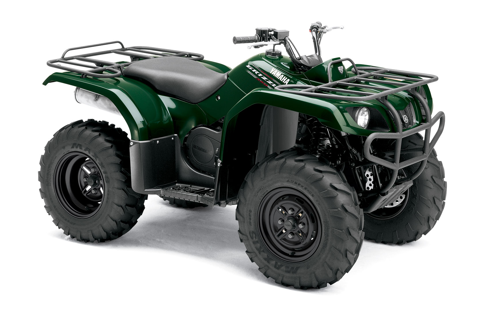 20072011 Yamaha Grizzly 350 IRS 4WD Service Manual LIT