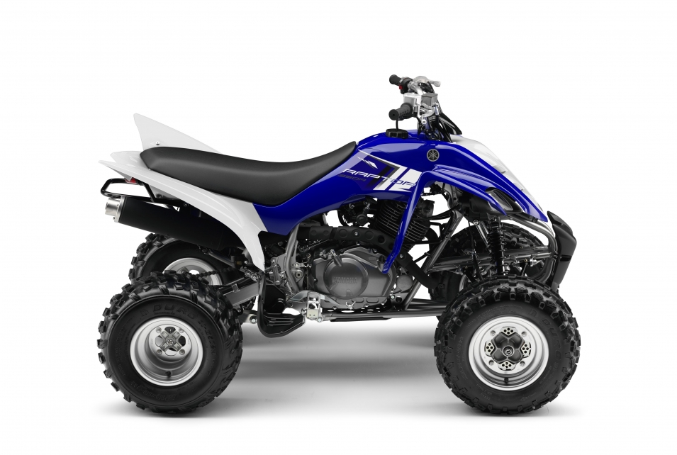 2005-2013 Yamaha Raptor 350 Repair Service Manual LIT-11616-RP-35