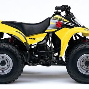 1987-2006 Suzuki LT80 Quadsport Service Manual Download 95106-06150-05E