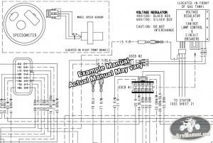 ATV Service Manual Sample