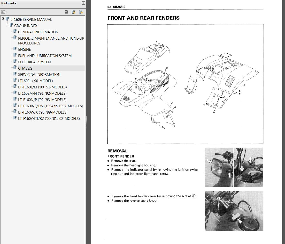 Suzuki Quadrunner Manual Pdf
