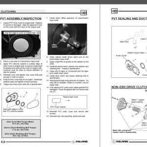 polaris sportsman wiring diagram  2004 polaris predator 50 90 sportsman 90 service manual on 2004 polaris sportsman 90 wiring diagram