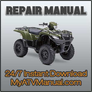 1999 yamaha kodiak wiring diagram 1993 1999 yamaha kodiak 400 repair service manual myatvmanual  1993 1999 yamaha kodiak 400 repair
