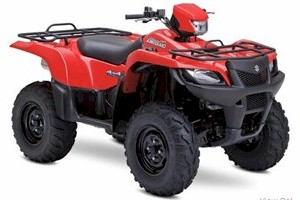 2009 suzuki king quad 450 service manual