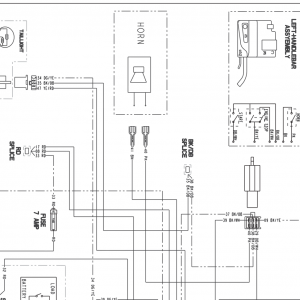2003 Polaris Sportsman 700 Wiring Diagram On 2003 Images. Free ...